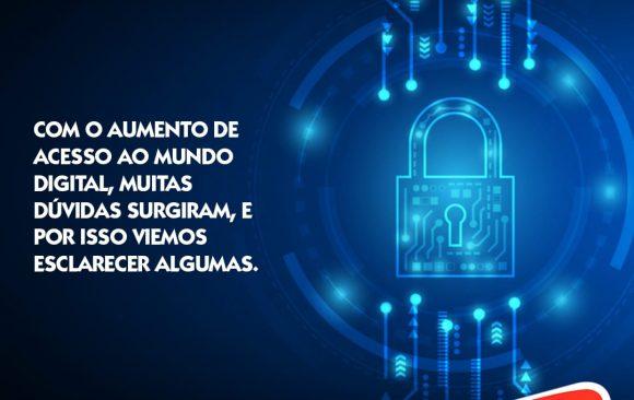 Com a publicação da Lei Geral de Proteção de Dados (LGPD) e o aumento de acesso a esse mundo digital, muitas dúvidas surgiram, e por isso viemos esclarecer algumas.